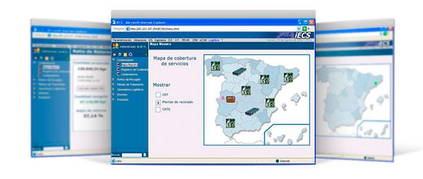 Software Gestión de Residuos. iECS Waste - Grupo Pronet
