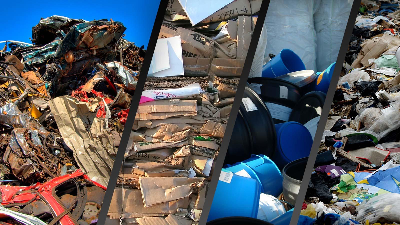 Software Gestión de Residuos iECSWaste
