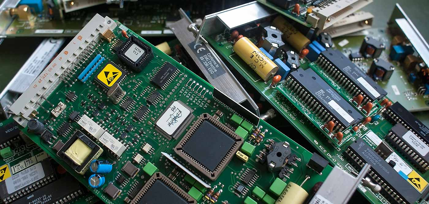 Software gestión de residuos RAEE: Residuos de Aparatos Electricos y Electrónicos.